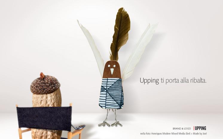 Brand Logo | Manfredonia - Foggia | Upping Pubblicità, Comunicazione e Marketing